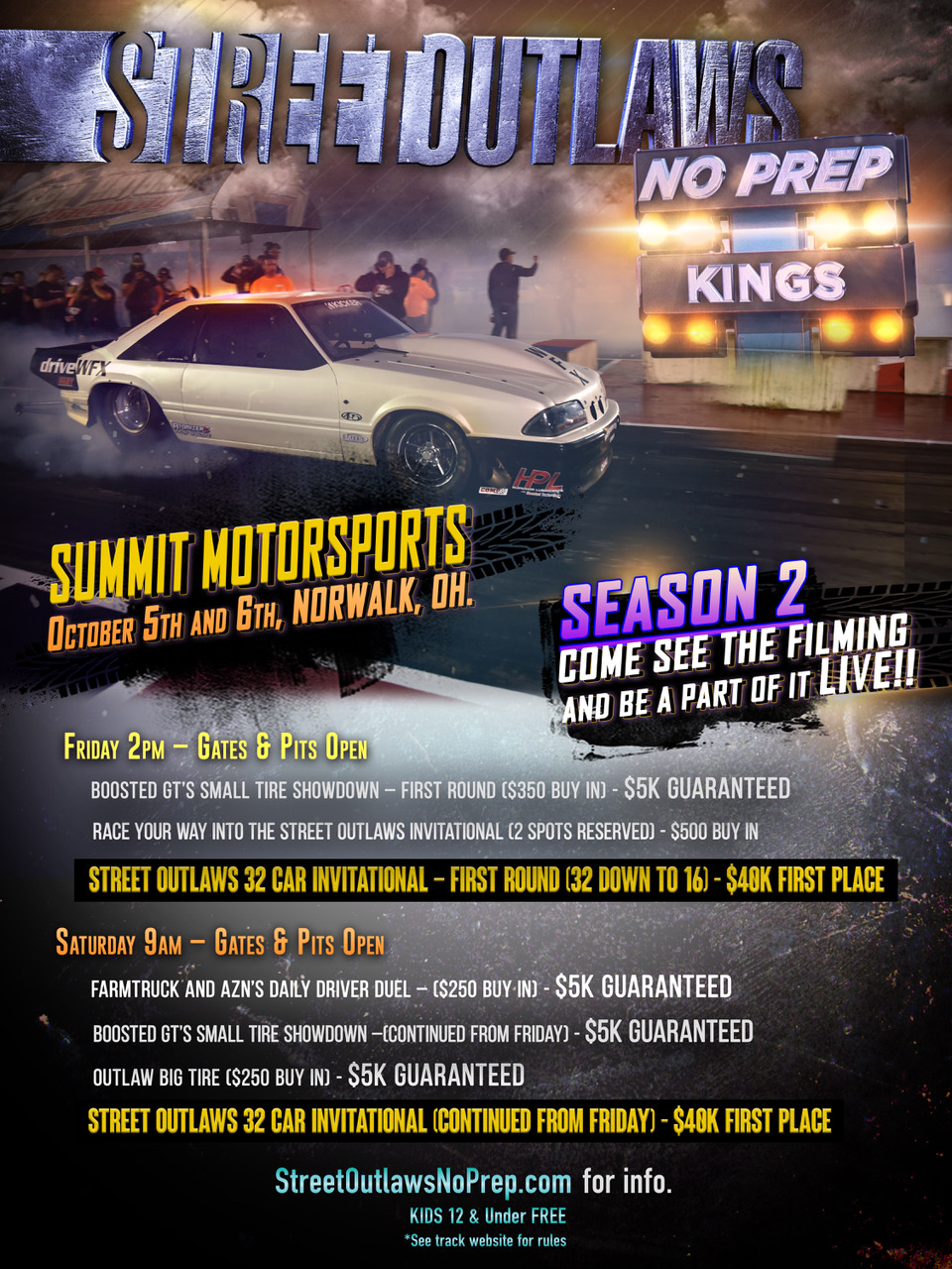 street outlaws daily drivers 2018